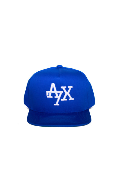 Scully Blue Snapback Hat