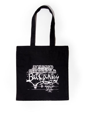 Bat Country Tote Bag