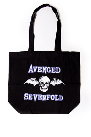 Avenged Glow Tote Bag