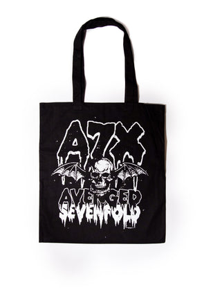 A7X Horror Tote Bag