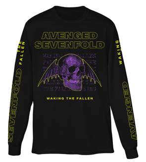 Waking - Long Sleeve Tee