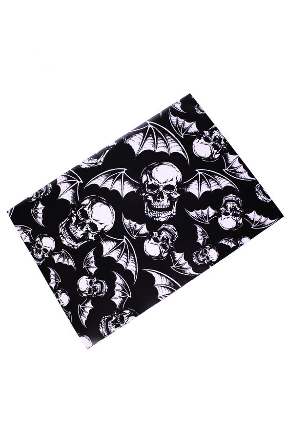 Deathbat Wrapping Paper