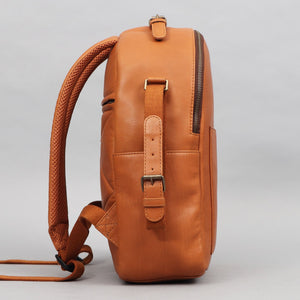 Classy Luxury Vienna Diaper Leather Backpack - POSHBEAR