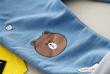 Blue Jeans with Bear Design baby outfit