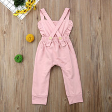 Cutest Soft Baby Girl Romper with ruffles