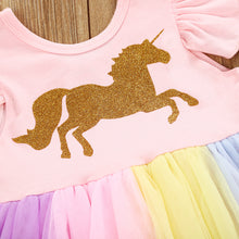 Tutu Unicorn Dress For Baby - POSHBEAR