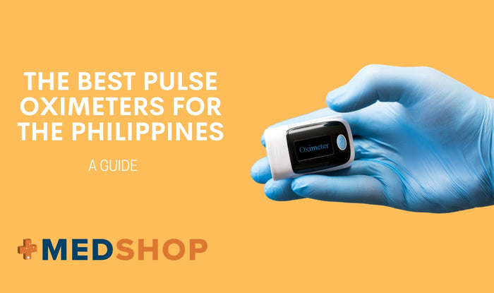 The Best Pulse Oximeters for the Philippines