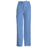 Cherokee Luxe 1066 Scrubs Pants Women's Low Rise Straight Leg Drawstring Ciel Blue