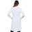 "Cherokee Infinity 1401A Lab Coat Women's 40"" White 3XL"