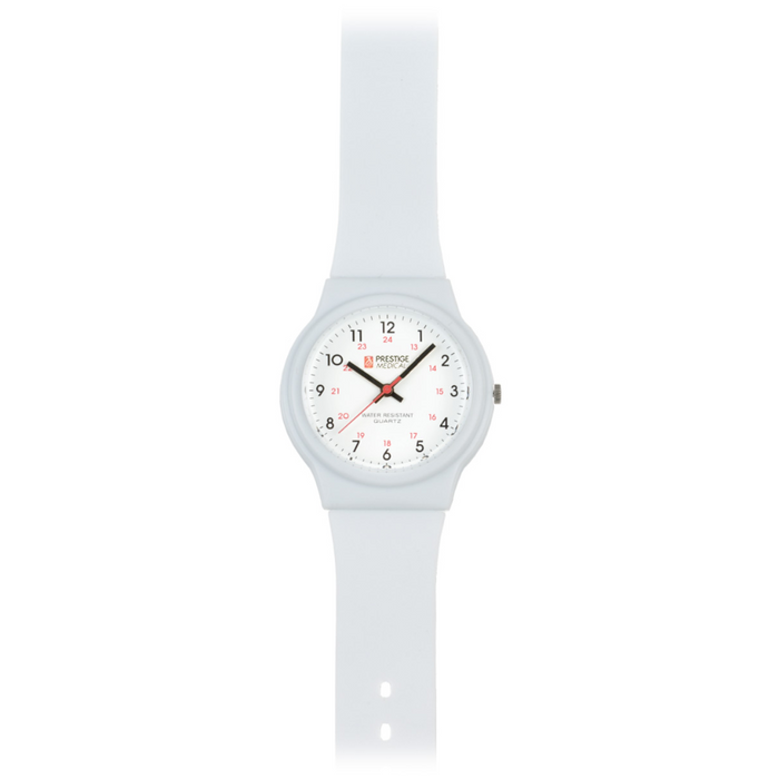 Prestige Basic Scrub Watch White