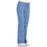 Cherokee Workwear Core Stretch 24001 Scrubs Pants Women's Low Rise Drawstring Cargo Ciel Blue L