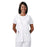 Cherokee Workwear Professionals 2610 Vests Women's Lace Trimmed White
