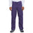 Cherokee Workwear 4100 Scrubs Pants Unisex Drawstring Cargo Grape