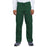 Cherokee Workwear 4100 Scrubs Pants Unisex Drawstring Cargo Hunter Green