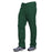 Cherokee Workwear 4100 Scrubs Pants Unisex Drawstring Cargo Hunter Green 3XL