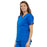 Cherokee Workwear 4700 Scrubs Top Women's V-Neck Royal 4XL