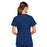 Cherokee Core Stretch 4727 Scrubs Top Women's V-Neck Navy 3XL