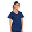 Cherokee Core Stretch 4727 Scrubs Top Women's V-Neck Navy 5XL