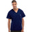 Cherokee Workwear 4789 Scrubs Top Men's V-Neck Navy
