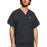 Cherokee Workwear 4876 Scrubs Top Unisex V-Neck Pewter
