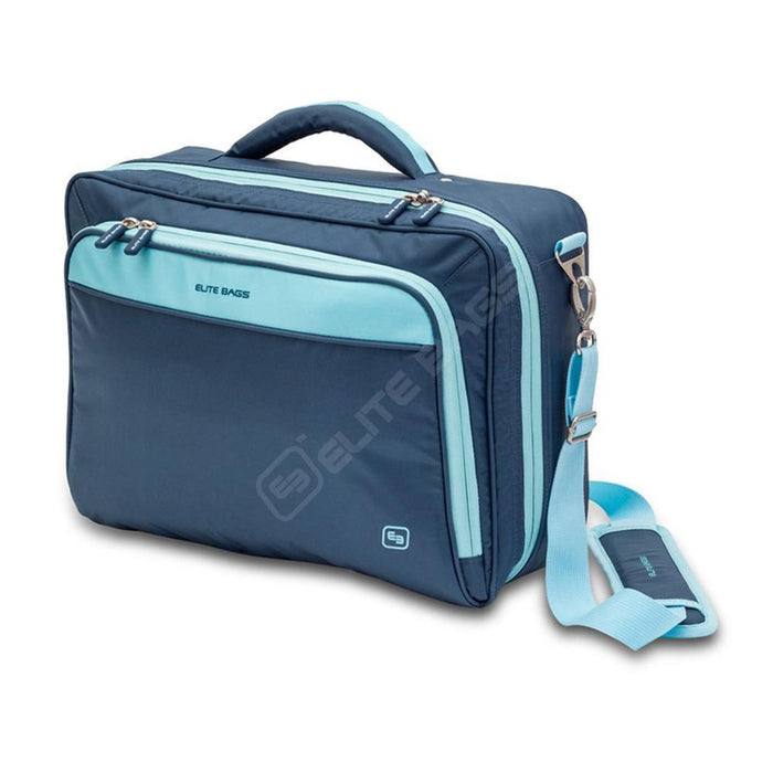 Elite Bags PRACTI'S Medical Assistance Bag blue