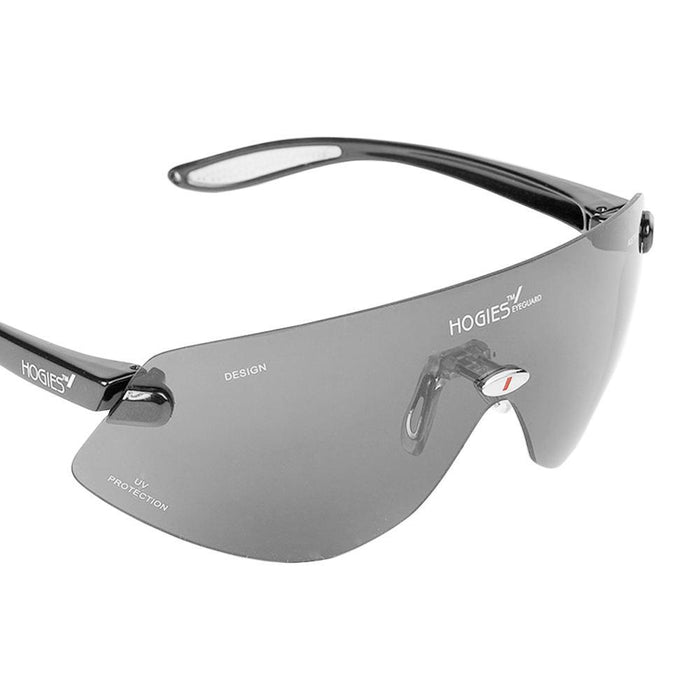 Hogies Eyeguard Grey Tint Safety Glasses