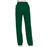 Cherokee Workwear Revolution WW110 Scrubs Pants Women's Mid Rise Straight Leg Pull-on Hunter Green 3XL