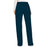 Cherokee Workwear Revolution WW120 Scrubs Pants Women's Mid Rise Flare Drawstring Caribbean Blue 3XL