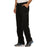 Cherokee Workwear Revolution WW140 Scrubs Pants Men's Fly Front Black 4XL