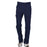 Cherokee Workwear Revolution WW140 Scrubs Pants Men's Fly Front Navy