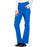Cherokee Workwear WW210 Scrubs Pants Women's Mid Rise Straight Leg Pull-on Cargo Royal 4XL