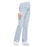 Cherokee Workwear Professionals WW220 Scrubs Pants Maternity Straight Leg Grey M
