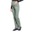 Cherokee Workwear Professionals WW220 Scrubs Pants Maternity Straight Leg Olive L