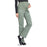 Cherokee Workwear Professionals WW220 Scrubs Pants Maternity Straight Leg Olive M