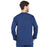 Cherokee Workwear Professionals WW360 Scrubs Jacket Men's Warm-up Navy 3XL