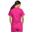 Cherokee Workwear Revolution WW620 Scrubs Top Women's V-Neck Electric Pink 3XL