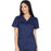 Cherokee Core Stretch WW630 Scrubs Top Women's V-Neck Navy 4XL