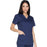 Cherokee Core Stretch WW630 Scrubs Top Women's V-Neck Navy 5XL