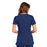 Cherokee Workwear WW645 Scrubs Top Women's V-Neck Navy 3XL
