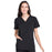 Cherokee Workwear Professionals WW665 Scrubs Top Women's V-Neck Black