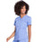 Cherokee Workwear Professionals WW665 Scrubs Top Women's V-Neck Ciel Blue 4XL
