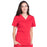 Cherokee Workwear Professionals WW665 Scrubs Top Women's V-Neck Red 5XL