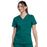 Cherokee Workwear Revolution WW710 Scrubs Top Women's V-Neck Hunter Green