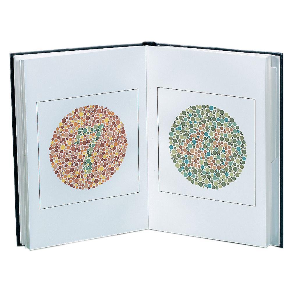 Ishihara Colour Blindness Tests