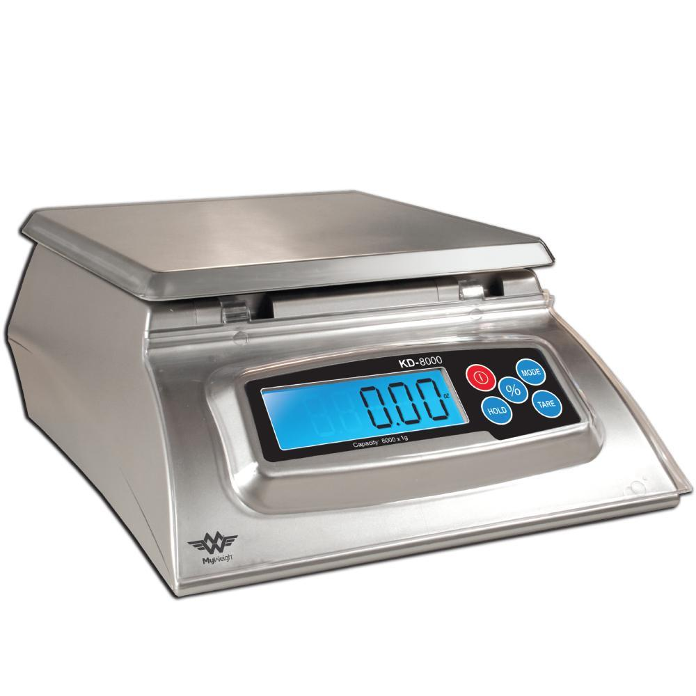 MyWeigh KD8000 Bakers Maths Scale