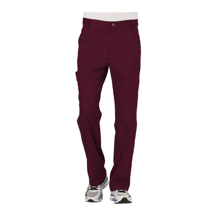 Cherokee Workwear Pant WW Revolution Men's Men's Fly Front Pant Wine Pant