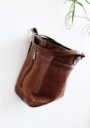 Ellington Leather Backpack / Tote
