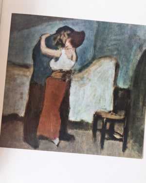 Pablo Picasso Art Book
