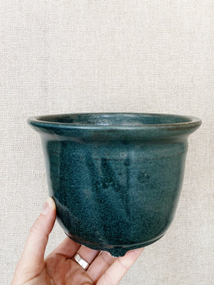 Handmade Pottery Bowl / Planter