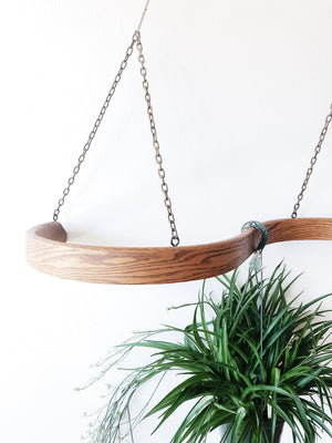 Vintage Bentwood Pot or Hanging Rack